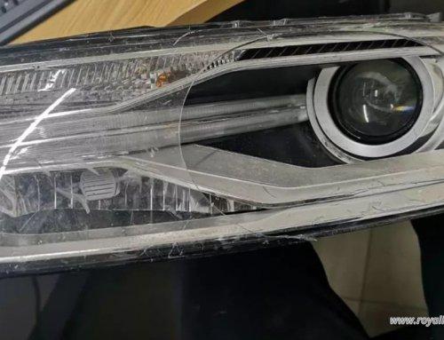 Audi Q3 2016-2018 Headlight Update bi-xenon Projector Lens