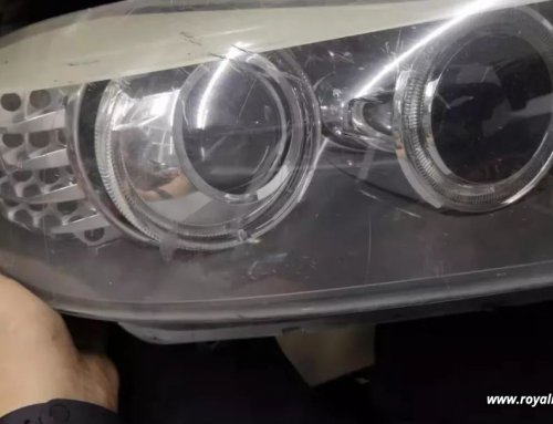 BMW 3 series E90/E91/E92/E93 2009-2012 Headlight Update Bixenon Projector Lens